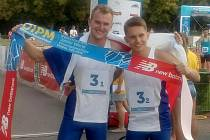 Čeští junioři Marek Grycz a Martin Vlach se v Kladně stali mistry světa juniorů v moderním pětiboji.