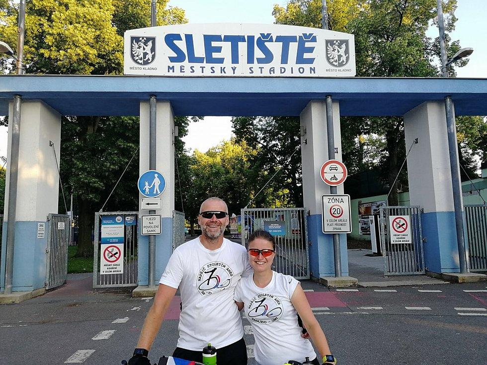 Manželé navštívili v rámci své cesty celkem sedm zemí.