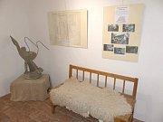 Vernisáž výstavy Sokol 1887 až 2017 ve čtvrtek v Melicharově vlastivědném muzeu v Unhošti.
