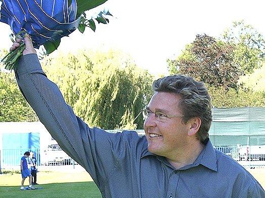 Zdeněk Hašek vede nyní Kunice.