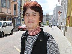 Maria Jirkovská pochází z Ukrajiny. V Kladně je ale nadmíru spokojená