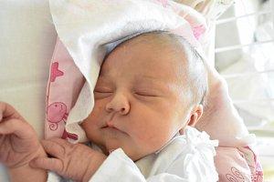 ADÉLA PROCHÁZKOVÁ, KLADNO. Narodila se 4. února 2018. Po porodu vážila 3,36 kg a měřila 49 cm. Maminka je Klára Procházková. (porodnice Kladno)
