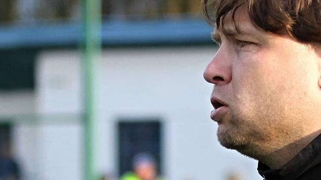 Martin Škvára - trenér SK Doksy