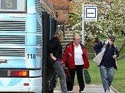 Ilustrační foto: Rušení autobusových spojů
