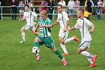 Sokol Hostouň - FC Nový Bor 1:2 (0:0) Pen: 3:4, Divize B, 4. 9. 2016