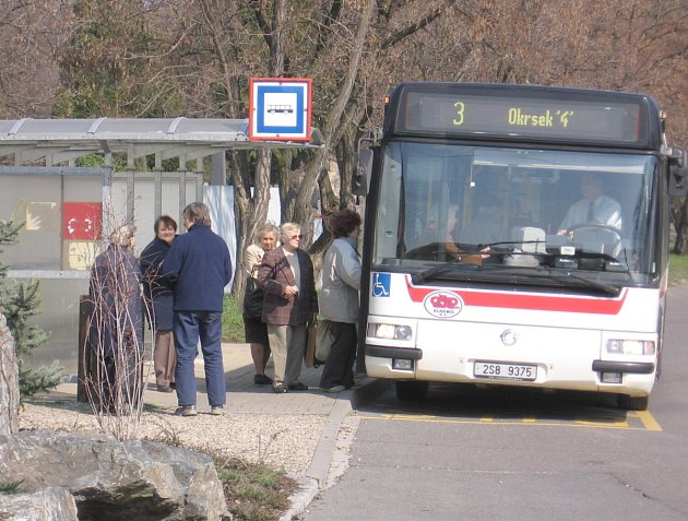 Zatím poslední velké změny v provozu autobusů kladenské městské dopravy zaznamenali cestující v únoru.