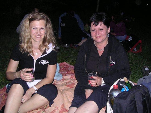 Čarodějnice na sídlišti ve Slaném, 2012