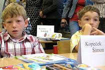 Vyhovující osvětlení mají například v některých třídách Základní školy v ulici Zd. Petříka.