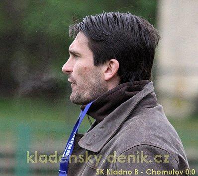 Trenér Radek Duda