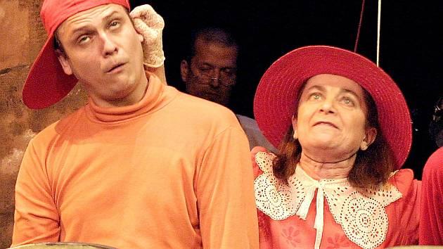 Martina Dusbabu diváci uvidí v chystané hře Anetka a Vánoce, která bude mít premiéru 7. prosince od 18 hodin.
