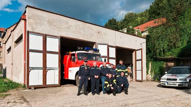 Zákolanští hasiči budou už brzy sídlit v novém.