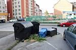 Vichr na Kladensku napáchal mnoho škod.