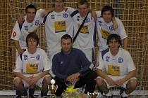 Loni vítězní Soptík Boys.