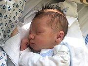 VOJTĚCH SANTLER, KROUČOVÁ. Narodil se 17. května 2019. Po porodu vážil 3,58 kg a měřil 52 cm. Rodiče jsou Michala Hajníková a Petr Santler. (porodnice Slaný)