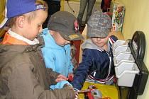 Nová školka v ulici Jaroslava Foglara byla slavnostně otevřena poslední prázdninový den.