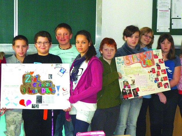 Školáci by podobné projekty chtěli vyrábět častěji.