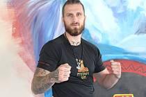Kladenský bojovník Jakub Ibl.