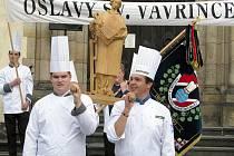 Jednou ze stěžejních kulturních akcí v letním Kladně budou v sobotu 10. srpna již tradiční oslavy sv. Vavřince, patrona všech kuchařů a cukrářů.