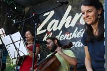 Akci odstartoval koncert skupiny La Peka z Unhoště.