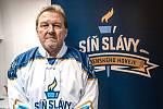 Jan Novotný je novým členem Síně slávy kladenského hokeje.