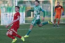 Sokol Hostouň - Meteor Praha 0:2, Divize B, 11. 11. 2018