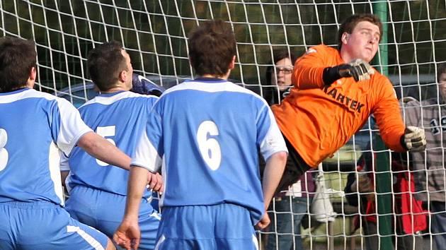 SK Doksy - Sokol Braškov 4:3 (2:2), utkání I.B, tř. 2011/12, hráno 21.4.2012
