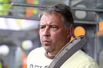 Hokejbalový trenér Drahomír Kadlec