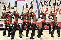 Aerobic Dancers Kladno, mistryně Evropy,