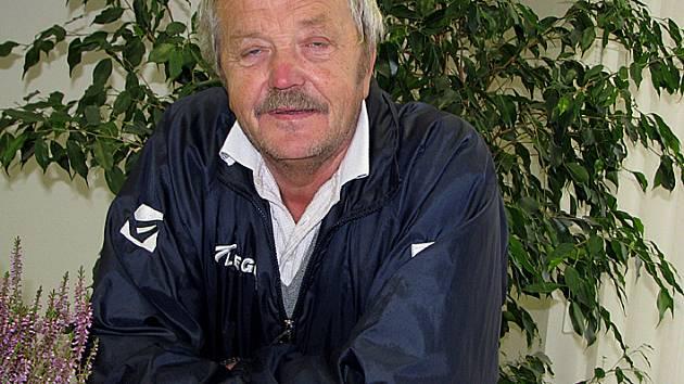 Karel Fejfar z Bělče, vítěz 11. kola Fortuna ligy.