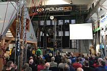 V Kladně se konalo mezinárodní technické sympozium.