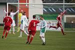 Sokol Hostouň - SK Sokol Brozany 1:4 (0:2), Divize B, 23. 4. 2017
