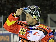 Zdeněk Orct je na Kladně jako doma. Fandové na jeho 8 sezón v dresu Kladna nezapoměli a na konci zápasu vyvolávali dvě jména. Kopr a Ori.