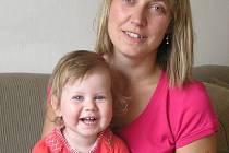 Michaela Petrová byla rok a půl v Anglii jako au–pair.  Měla na starosti tři chlapce, z toho dva byli autisté.