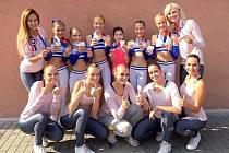 MK Kladno na mistrovství republiky.