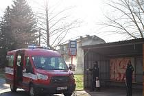 Plchovští hasiči v akci.