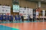 Kladno volejbal cz - Green Volley Beskydy 3:1., Extraliga volejbalu, Kladno, 15. 12. 2019