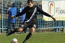Jaroslav Tesař //  SK Kladno -  Kunice  2:2 (1:0) , utkání 14.k. CFL. ligy 2011/12, hráno 12:11.2011
