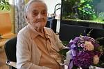 Terezie Jeklová z Kladna slaví 100 let.