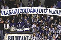Z utkání HC Kladno - HC Plzeň z 29. prosince 2010.