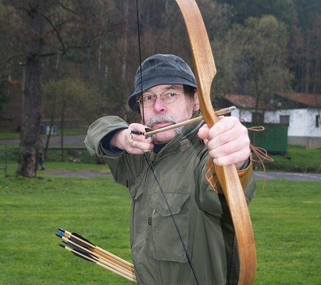 Šampionát v bojové a lovecké lukostřelbě jistě nabízí zajímavou podívanou.