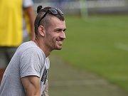 Marek Tóth // SK Kladno - SK Hrobce 3:1, Divize, 26. 8. 2017