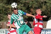 Sokol Hostouň - Povltavská FA 2:1 (1:1), ČFL, 4.10. 2020