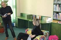 Den pro dětskou knihu v Knihovně Václava Štecha