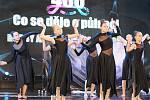 Finálové kolo Czech Dance Masters v Praze.