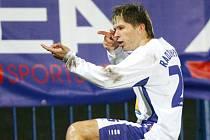 Tomas Radzinevičius ještě v dresu SK Kladno v I. lize.