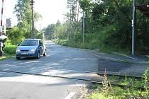 Podle názoru města by se měl dokončit úsek od konce Kladna k železniční trati.