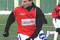 Tomáš Vincenc  obstaral jediný zásah Kladna.