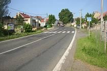 Na silnici v obci Hvězda by měly práce skončit už ve čtvrtek 29. října 2020.