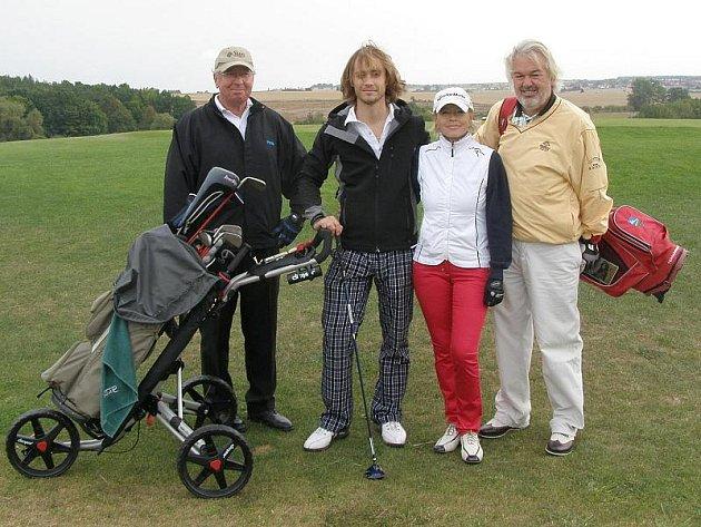 Golfem ku zdraví a přispění dobré věci