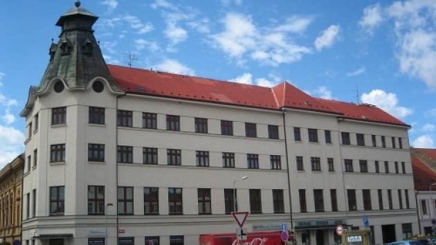 Naproti Městskému kulturnímu centru Grand ve Slaném vyroste moderní parkovací dům.
